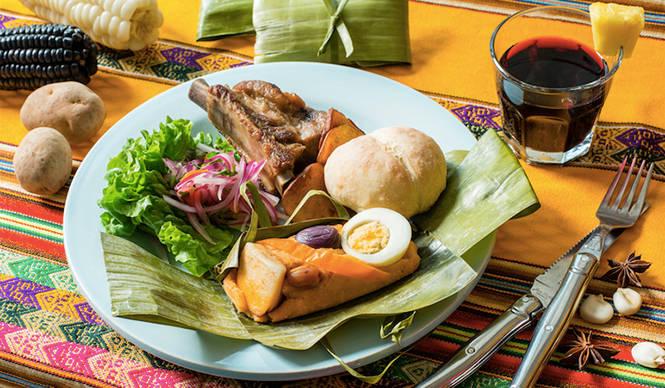 EAT 春のワールド・ブレックファスト・オールデイでペルーの朝ごはんを召し上がれ