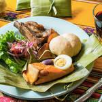 EAT|春のワールド・ブレックファスト・オールデイでペルーの朝ごはんを召し上がれ