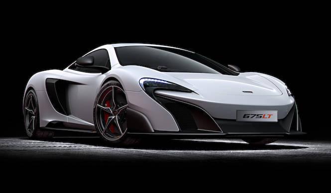 マクラーレン 675LT、その姿をあらわす|McLaren