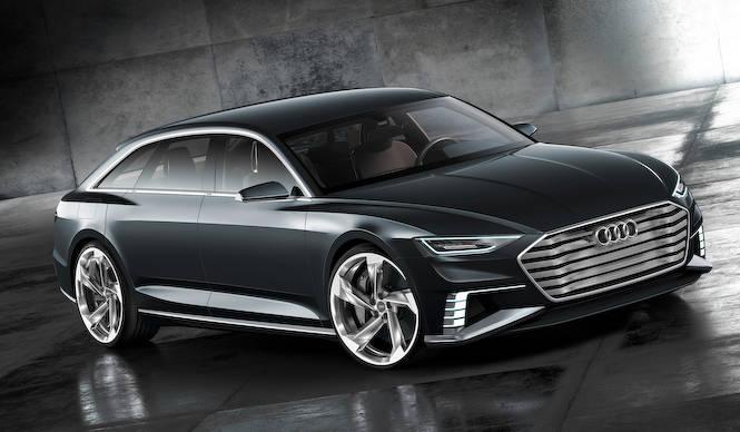 アウディ プロローグ アバントの概要を発表|Audi