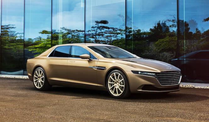 アストン究極のラグジュアリー「ラゴンダ」を中東以外でも販売|Aston Martin