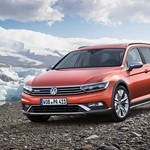 フォルクスワーゲン、パサート オールトラックをフルモデルチェンジ|Volkswagen