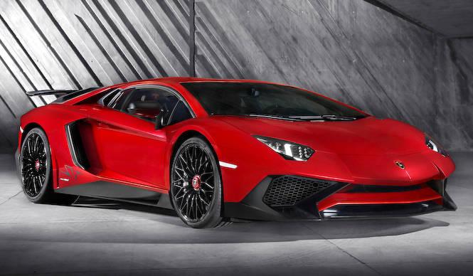 アヴェンタドールにスーパーヴェローチェ登場 Lamborghini