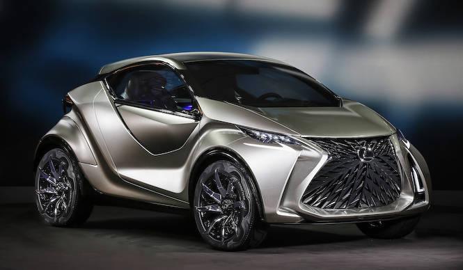 レクサス最小のコンパクトモデルをジュネーブで公開|Lexus