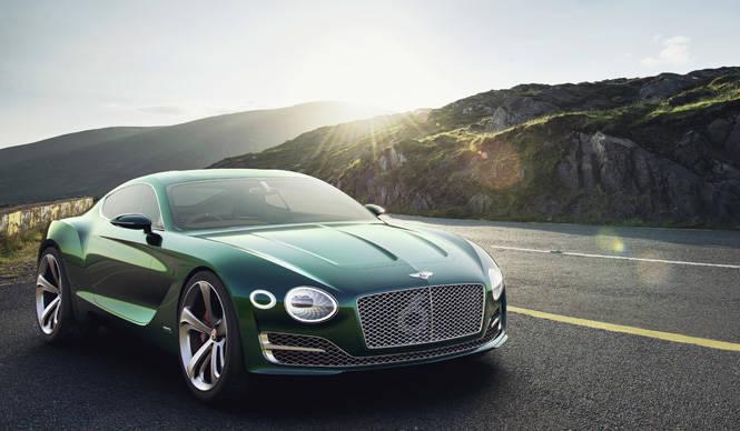 ベントレー、コンセプトカー「EXP 10 スピード 6」を発表|Bentley