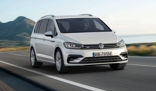 フォルクスワーゲン、新型トゥーランを発表|Volkswagen