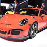 ジュネーブモーターショーの現場から:ポルシェ篇|Porsche