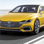 新世代フェイスの4ドアクーペ「スポーツ コンセプト クーペ」|Volkswagen