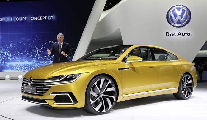ジュネーブモーターショーの現場から:フォルクスワーゲン篇 Volkswagen