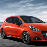 プジョー、208をマイナーチェンジしてジュネーブで公開|Peugeot