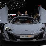 ジュネーブモーターショーの現場から:マクラーレン篇|McLaren