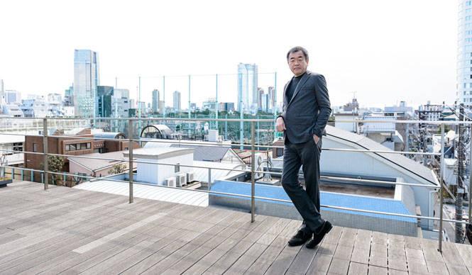 建築家・隈研吾が「East Japan Project」と東北の復興を語る(1)|INTERVIEW