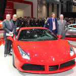 ジュネーブモーターショーの現場から:フェラーリ篇|Ferrari