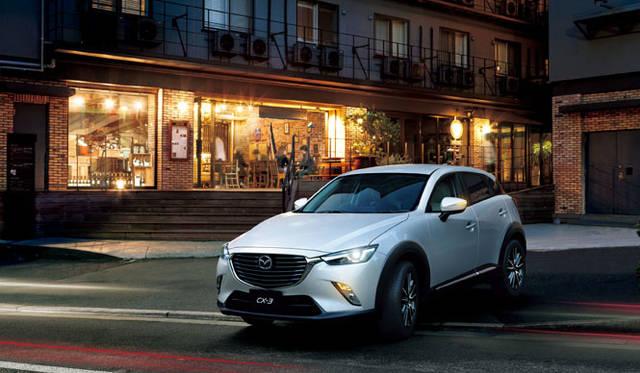 マツダはコンパクトクロスオーバーSUV「CX-3」でさらに攻めに出る|Mazda