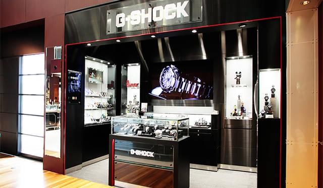 oomiya和歌山本店にコンセプトショップ「EDGE」がオープン|G-SHOCK