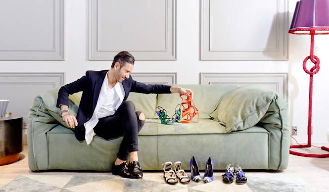 靴に恋した男がつくる美しきシューズコレクション|SERGIO ROSSI