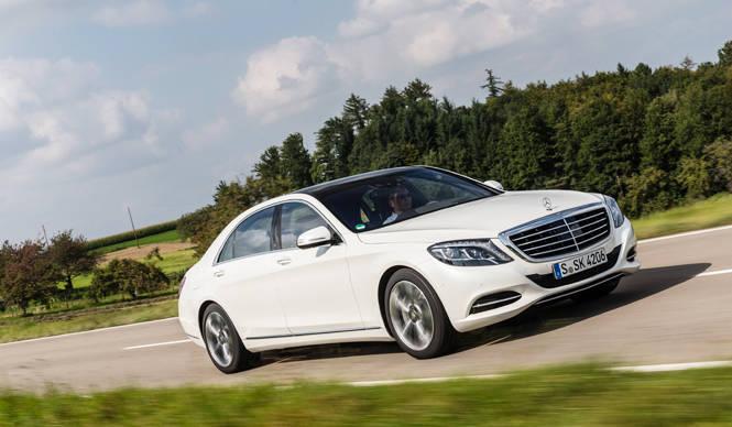メルセデス・ベンツS 500プラグインハイブリッドにドイツで試乗 |Mercedes-Benz