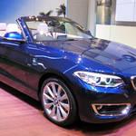 BMWの新型「 2 シリーズ カブリオレ」が日本上陸|BMW