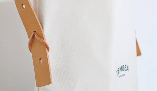 テンベア「MARCO BAG」にLサイズが登場 PRODUCT Tokyo Tips 2015年3月