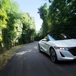 ホンダS660、軽ミッドシップスポーツついに発表|Honda