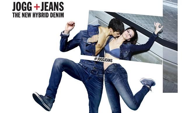 「ジョグ・ジーンズ」2015年春夏広告キャンペーン到着 DIESEL