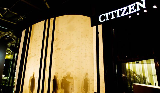 シチズン|BASELWORLD 2015 バーゼルワールド速報|CITIZEN
