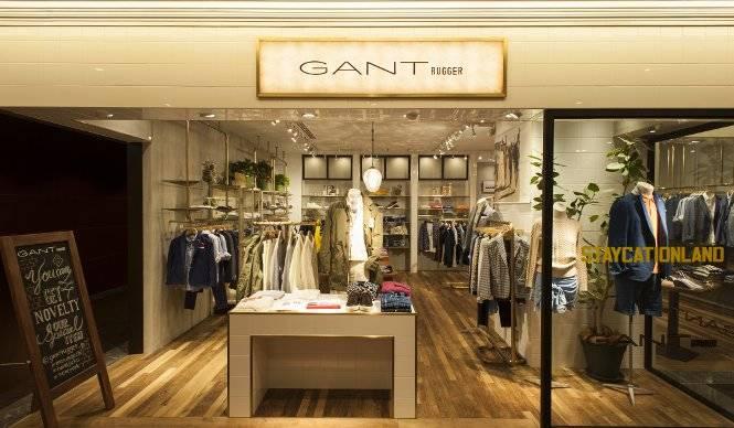 アイビーリーガー御用達「ガント ラガー」丸の内に都内2号店をオープン|GANT RUGGER