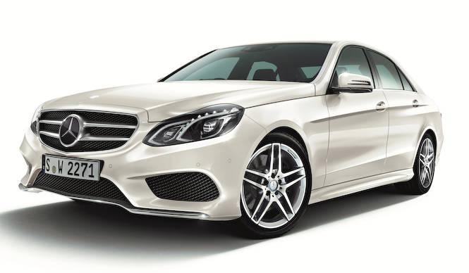 メルセデス・ベンツ、EクラスとCLSクラスに新型ディーゼル投入 Mercedes-Benz