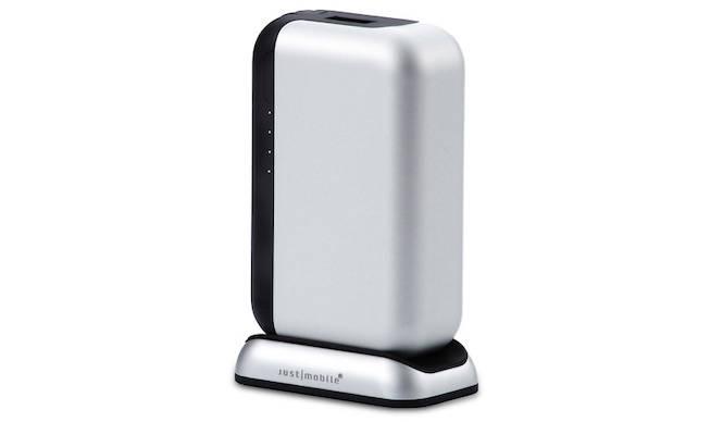 Just Mobileのレッドドット・デザイン賞に輝いたモバイルバッテリー|PRODUCT Tokyo Tips 2015年4月