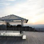 吉岡徳仁「ガラスの茶室 - 光庵」が京都・将軍塚青龍殿で世界初公開|EXHIBITION