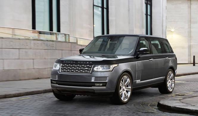 新フラグシップ、レンジローバーSVオートバイオグラフィー登場|Range Rover