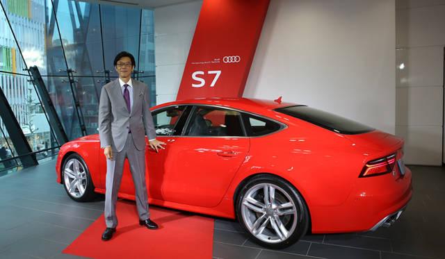 アウディ A7/S7/RS 7 スポーツバックが待望の日本上陸 Audi