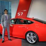 アウディ A7/S7/RS 7 スポーツバックが待望の日本上陸|Audi
