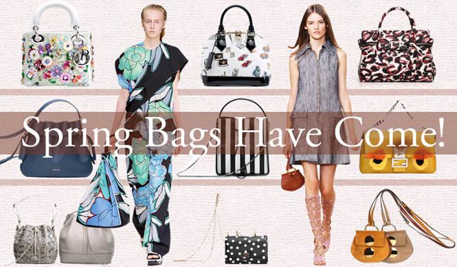 特集|春へのアップデートはバッグからはじめよう〈2〉