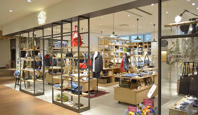 ザ コモン テンポの3号店がルクア イーレにオープン|THE COMMON TEMPO