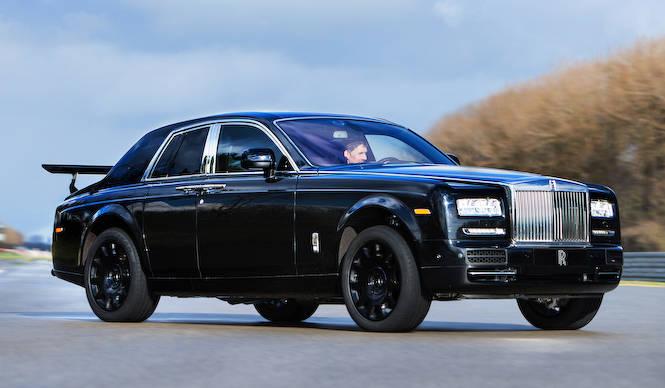 ロールス・ロイス、オールラウンドモデルの試験車両を公開|Rolls-Royce