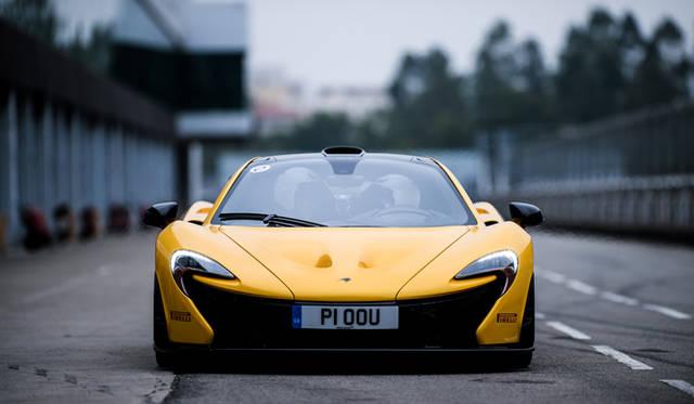 マクラーレンP1に珠海インターナショナルサーキットで試乗|McLaren