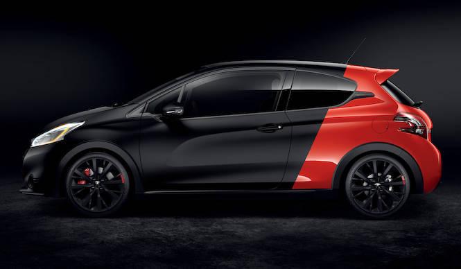 ホットハッチのヘリテージモデルを記念したプジョー208GTi特別限定車|Peugeot