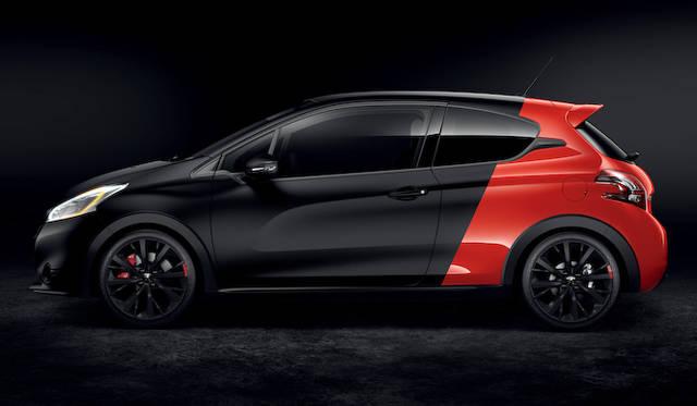 ホットハッチのヘリテージモデルを記念したプジョー208GTi特別限定車 Peugeot