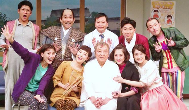 戸田恵子|大作『嵐が丘』公演間近。2015年は苦手なものにもチャレンジします!