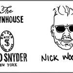 「トッド スナイダー・タウンハウス」でニック・ウースターのイベントを開催|TODD SNYDER
