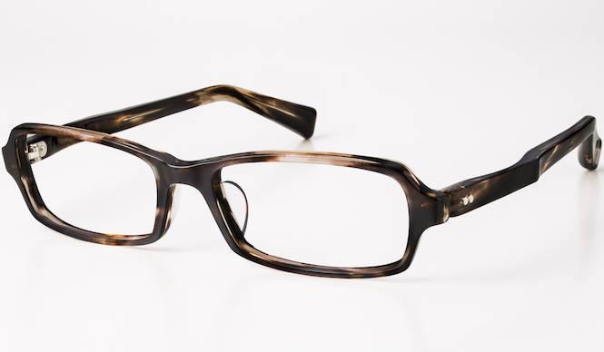 ヒンジの前掲角度も調整可能なDJUALの眼鏡フレーム|PRODUCT Tokyo Tips 2015年4月