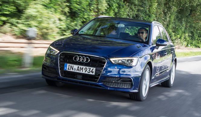 風から作ったガスで走るアウディA3 g-tron 後編|Audi