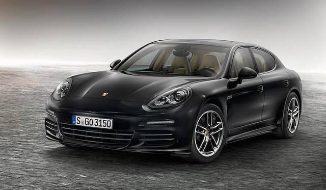 パナメーラに特別装備の「エディション」を追加|Porsche