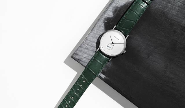 定番コッペルシリーズに本格機械式時計がラインナップ  GEORG JENSEN