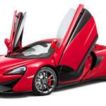 マクラーレンのスポーツシリーズ第2弾「540C クーペ」が上海で登場|McLaren