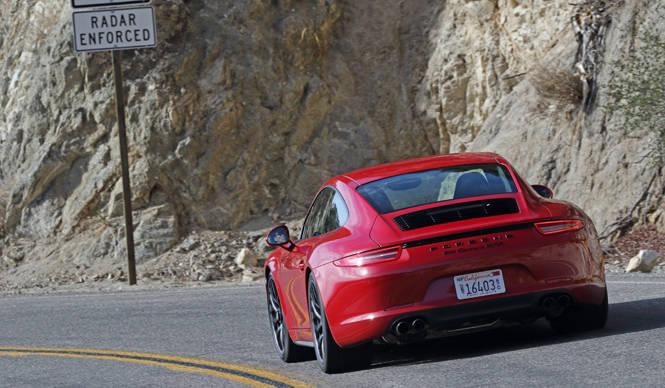ポルシェ 911 カレラ GTSにカリフォルニアで試乗|Porsche