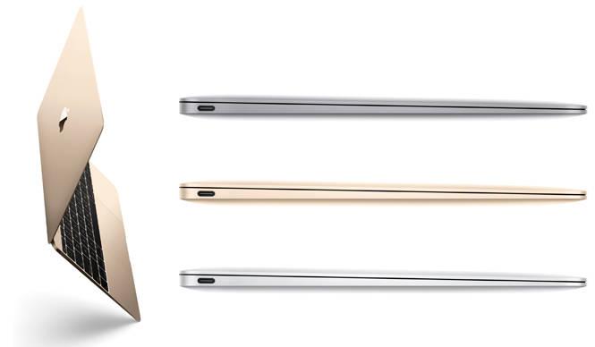 12インチRetinaディスプレイ搭載の新世代MacBook Apple