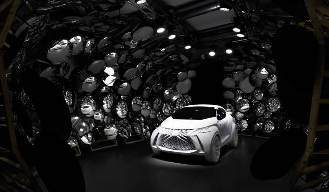レクサス、ミラノサローネでベスト エンタテイニング賞を受賞 Lexus