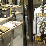 大阪の「E-ma」にMHL.とトッド スナイダー ライブラリーが誕生|ANGLOBAL